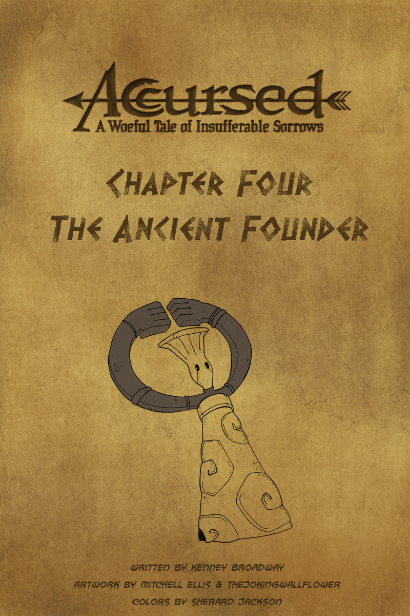 Chapter Four Title Page